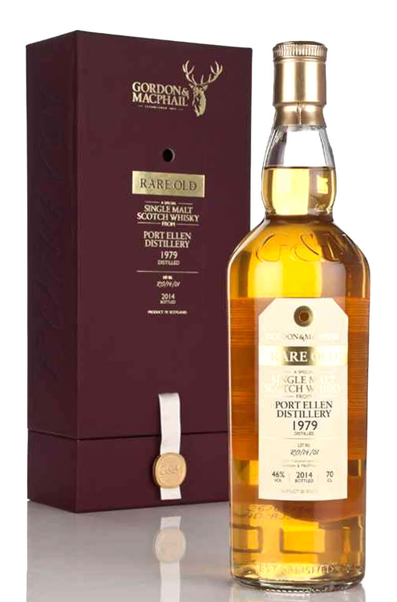 Port Ellen Rare and Old 1979 Gordon and Macphail