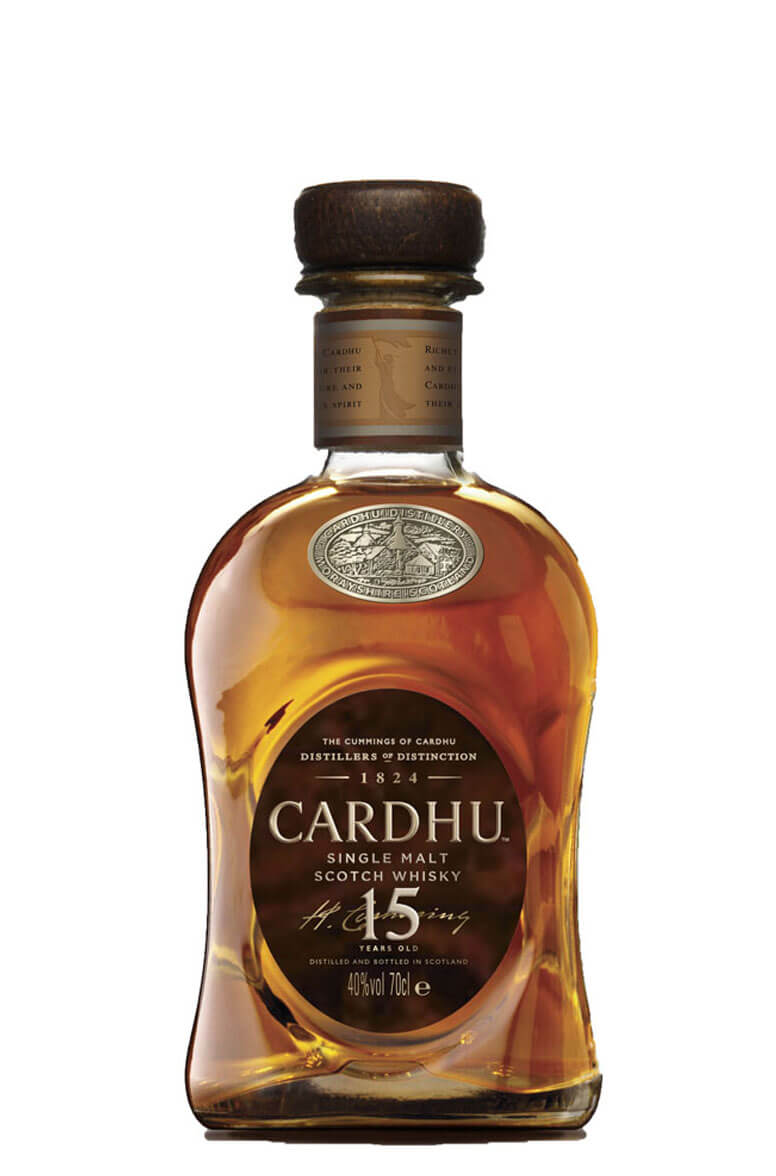Cardhu 15 Year-Old