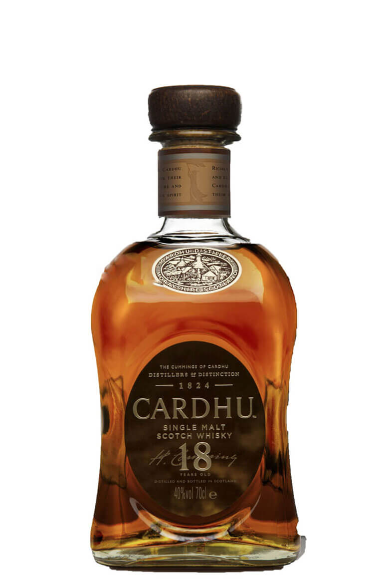 Cardhu 18 Year-Old