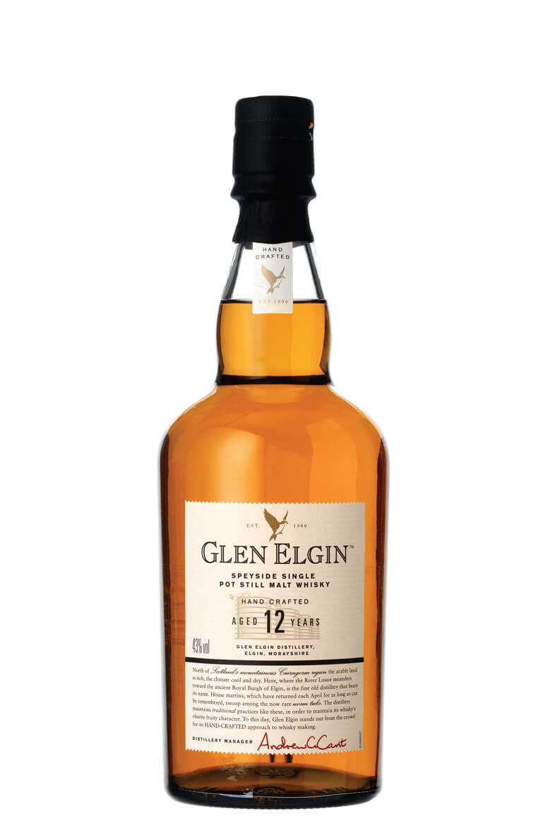 Glen Elgin 12 Year-Old