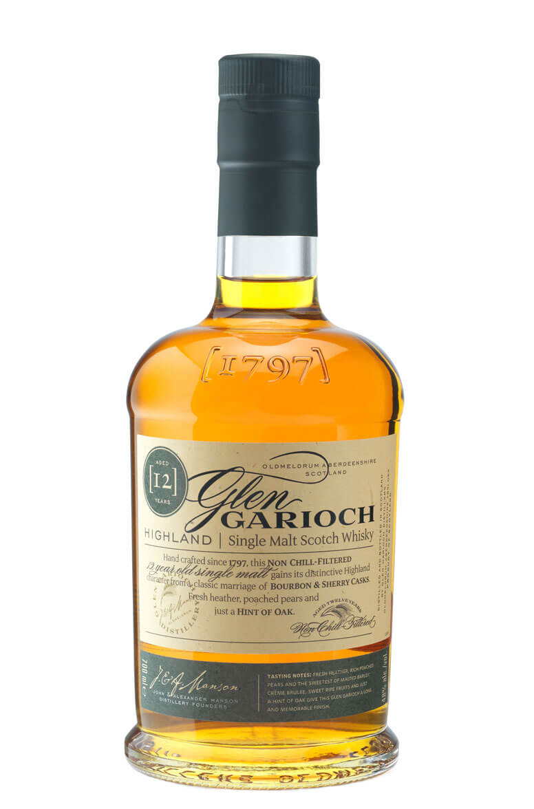 Glen Garioch 12 Year-Old