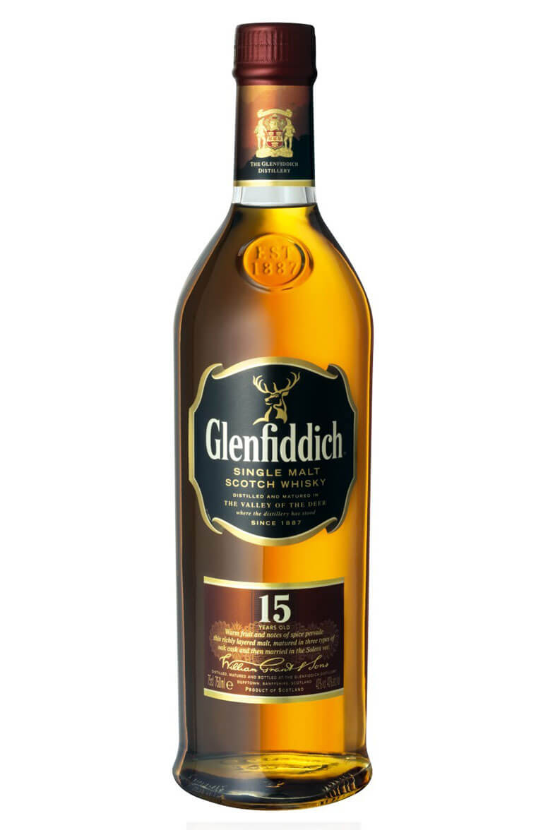 Glenfiddich 15 Year-Old