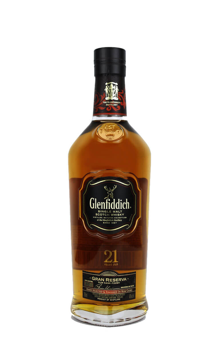 Glenfiddich 21 Year-Old Gran Reserva