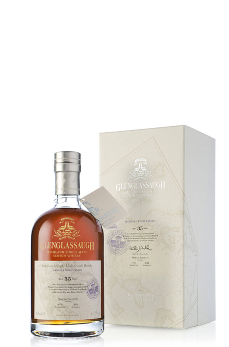 Glenglassaugh Massandra Connection 1978