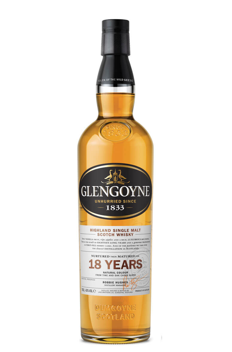 Glengoyne 18 Year-Old