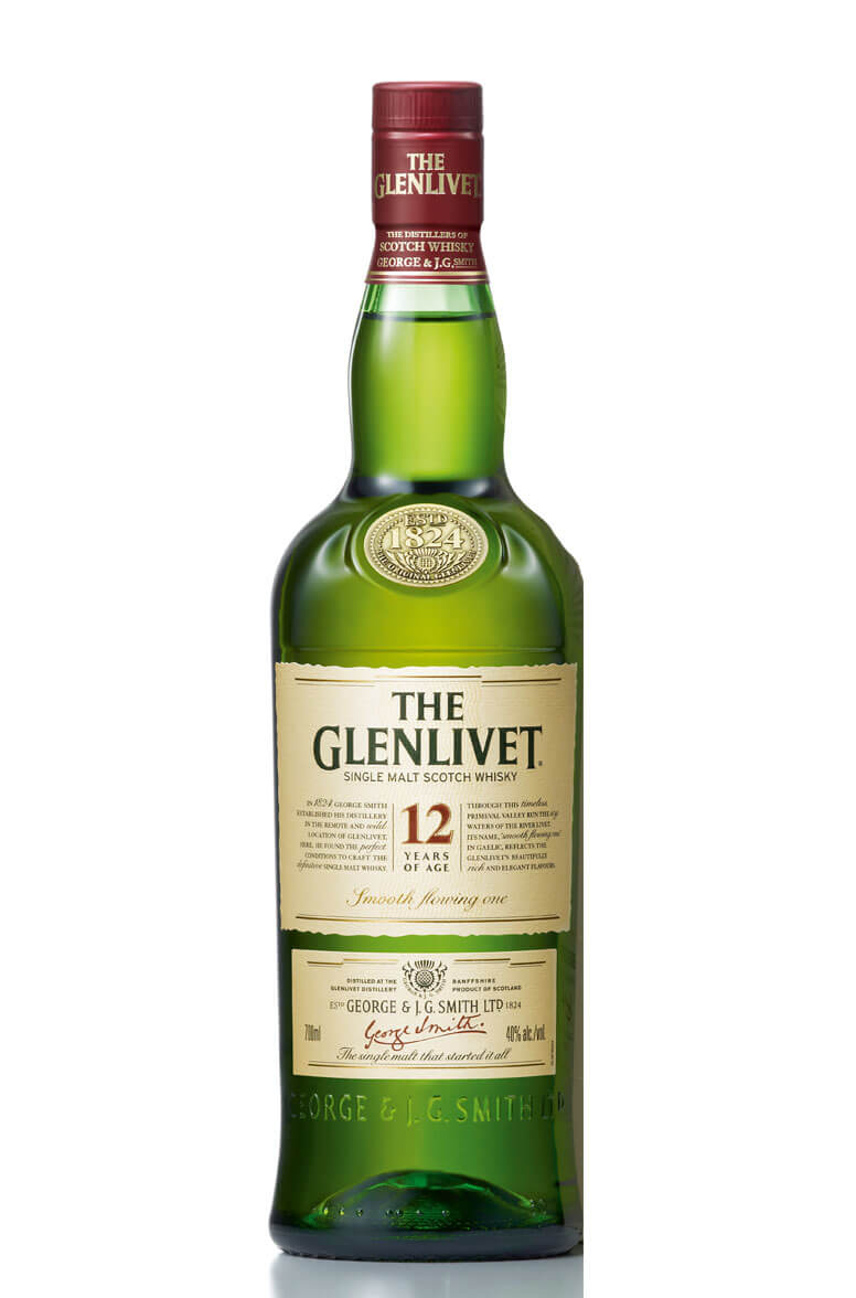 Glenlivet 12 Year-Old
