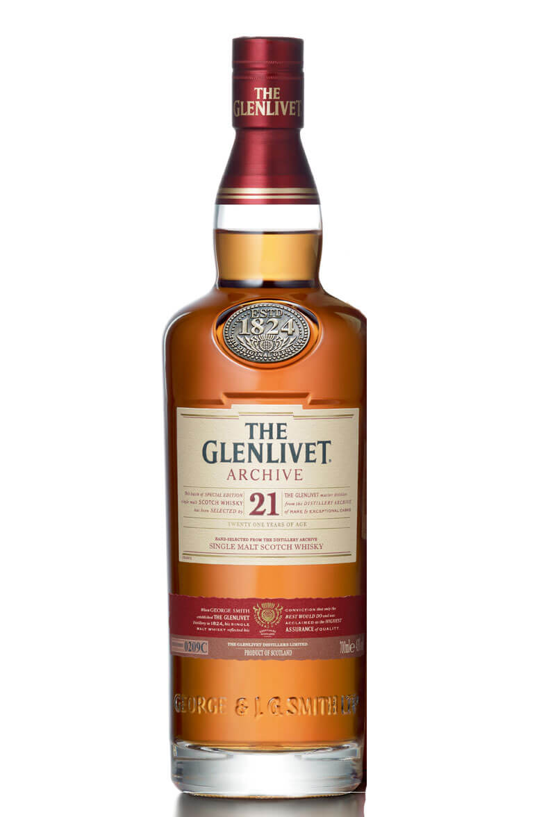 Glenlivet 21 Year-Old Archive