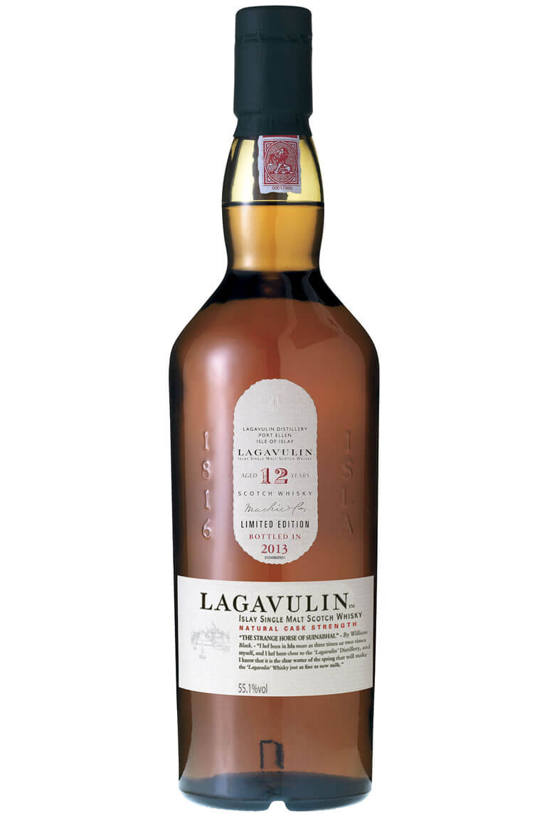 Lagavulin 12 Year-Old Cask Strength