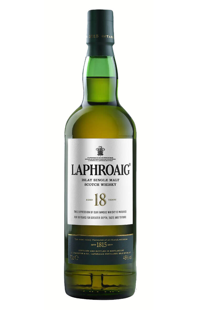 Laphroaig 18 Year-Old