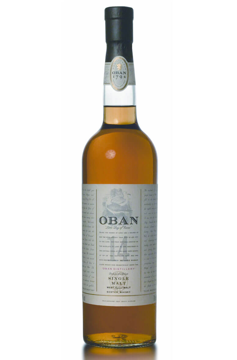 Oban 14 Year-Old