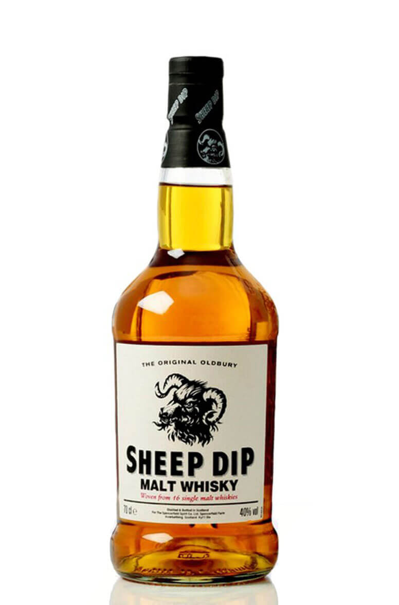 Sheep Dip Blended Malt