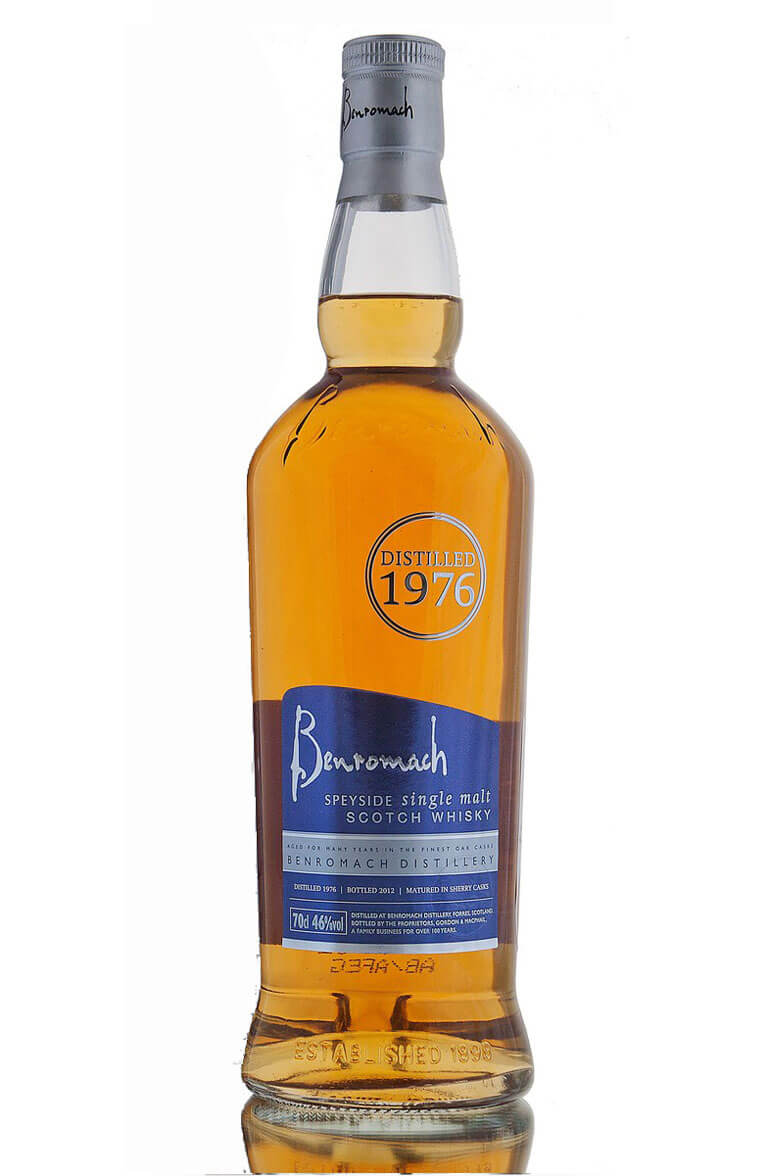 Benromach 1976 Heritage Collection