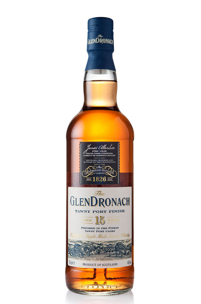 GlenDronach 15 Year-Old Port 70cl