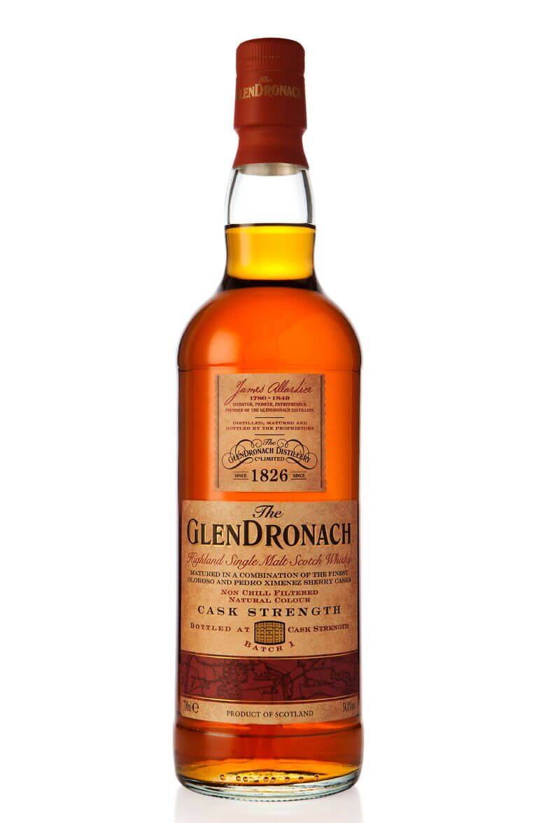 GlenDronach Cask Strength 70cl