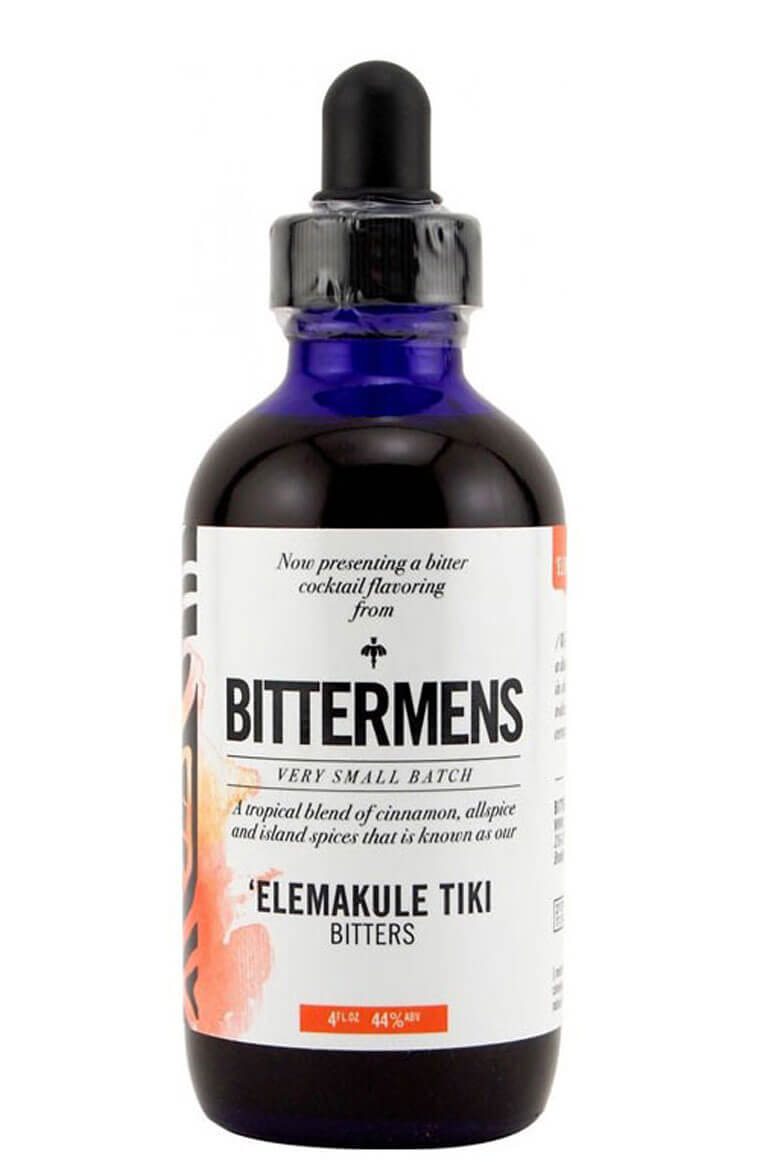 Bittermens Elemakule Tiki Bitters