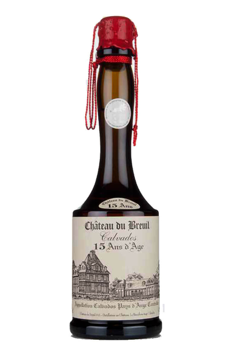 Calvados 15 Year Old Chateau de Breuil