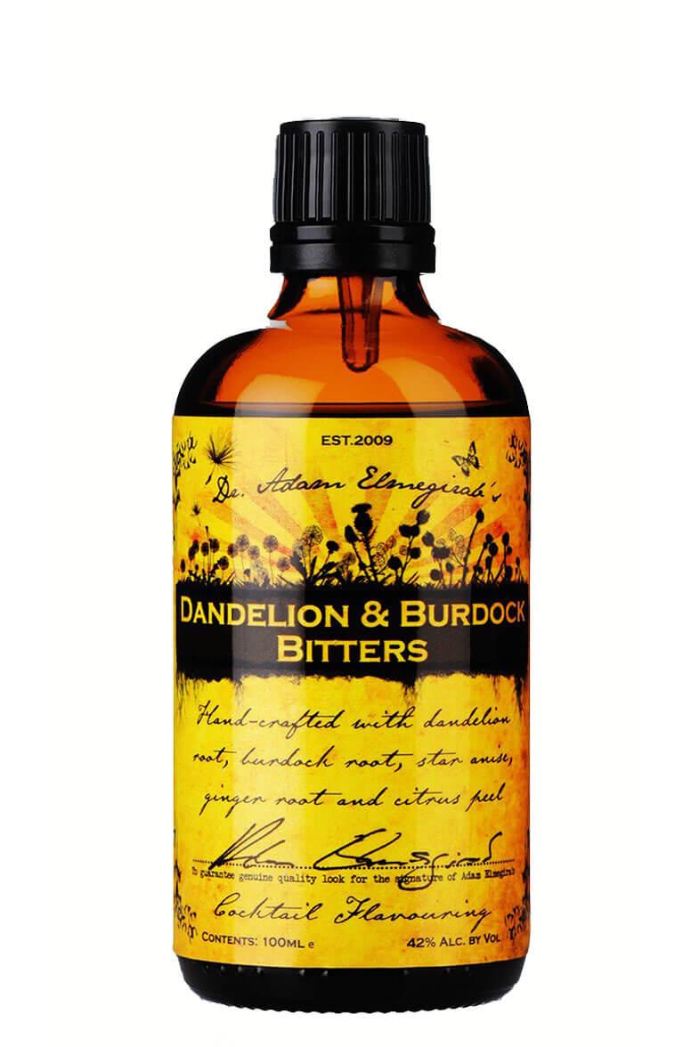 Dr. Adam Elmegirab's Dandelion & Burdock Bitters