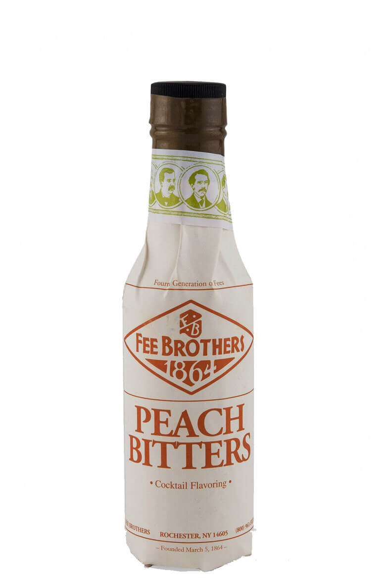 Fee Bros Peach Bitters