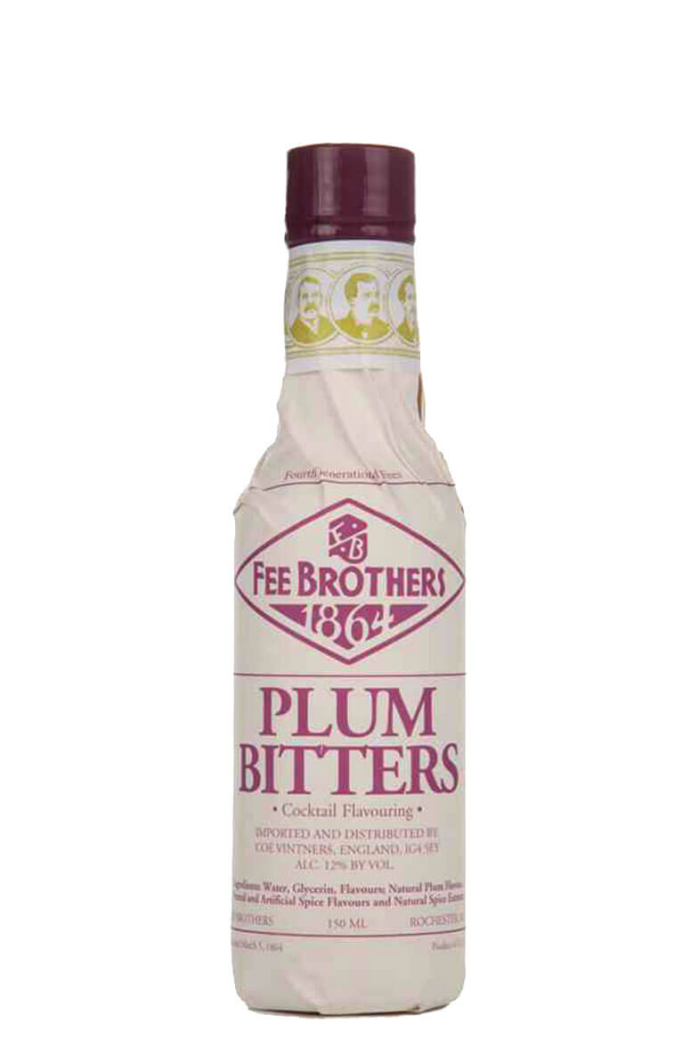 Fee Bros Plum Bitters