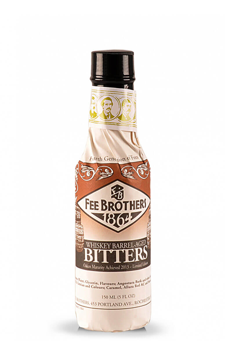 Fee Bros Whiskey Barrel Aged Bitters