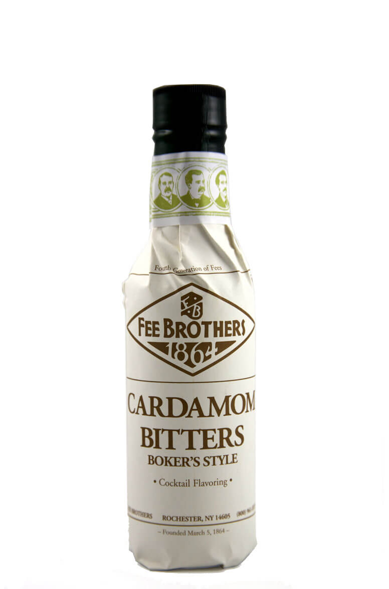 Fee Bros Cardamom Bitters