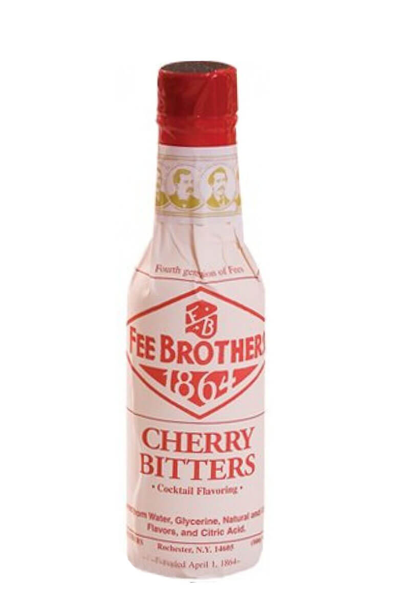 Fee bros cherry bitters for Cherry bitters cocktail recipe