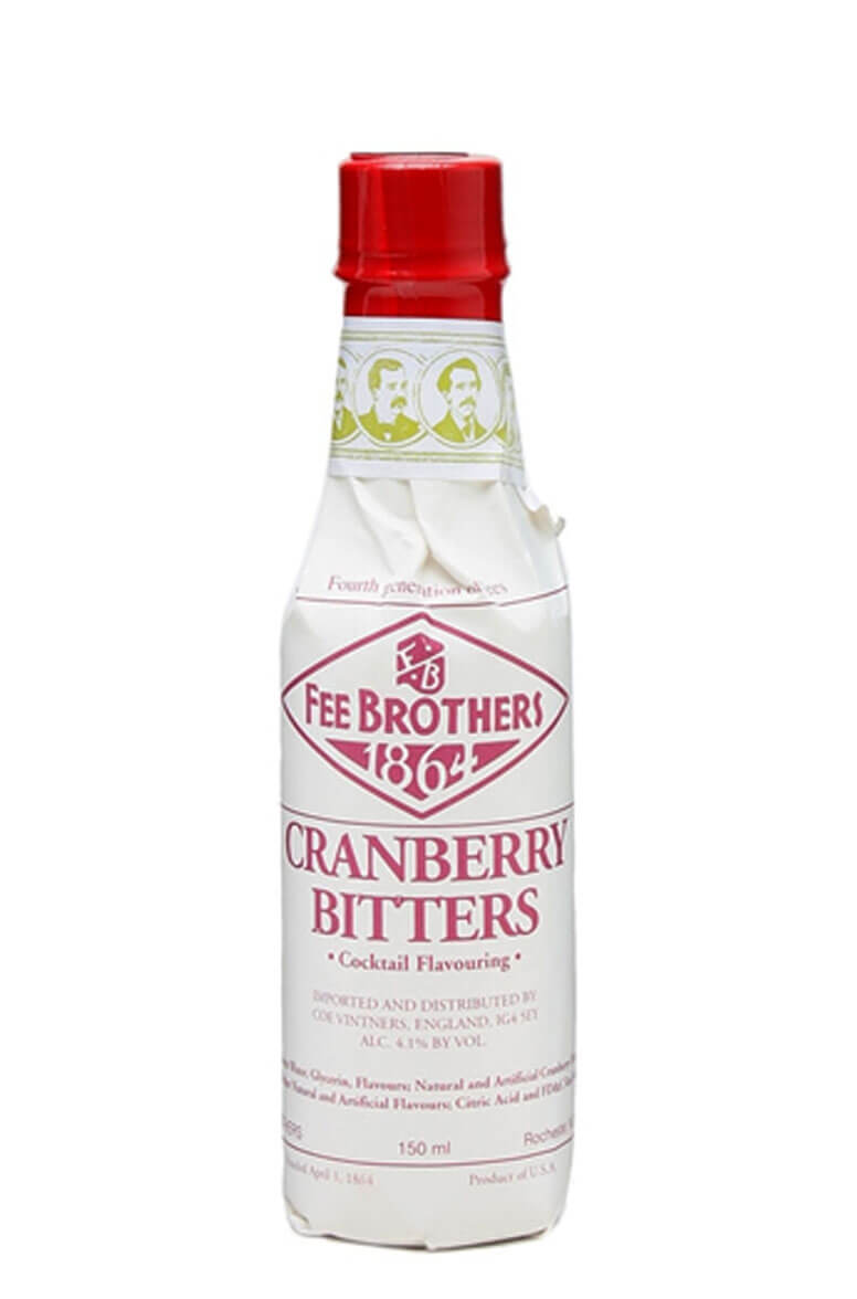 Fee Bros Cranberry Bitters
