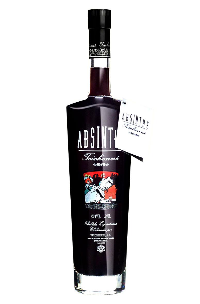 Teichenne Absinthe Black