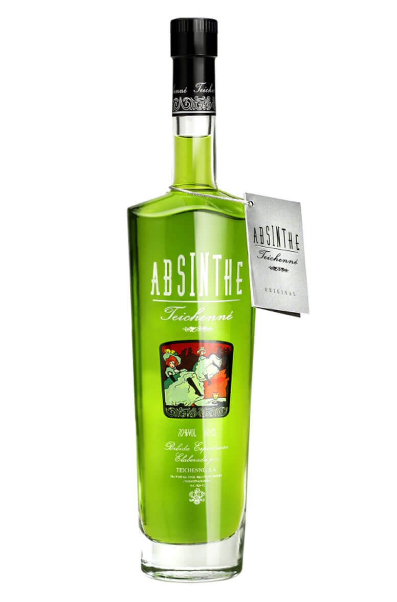 Absinthe And Pastis