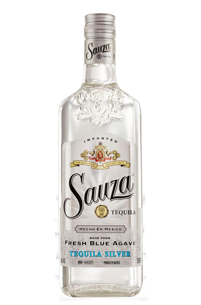 Sauza Blanco Silver