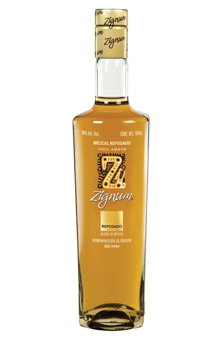 Zignum Reposado Mezcal