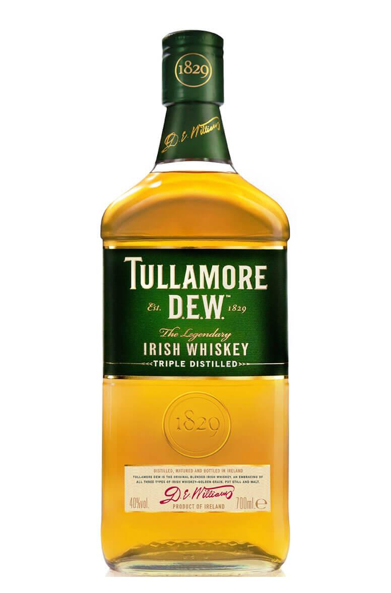 Tullamore Dew Blended Whiskey