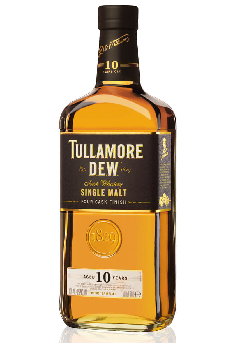 Tullamore Dew 10 Year Old Single Malt