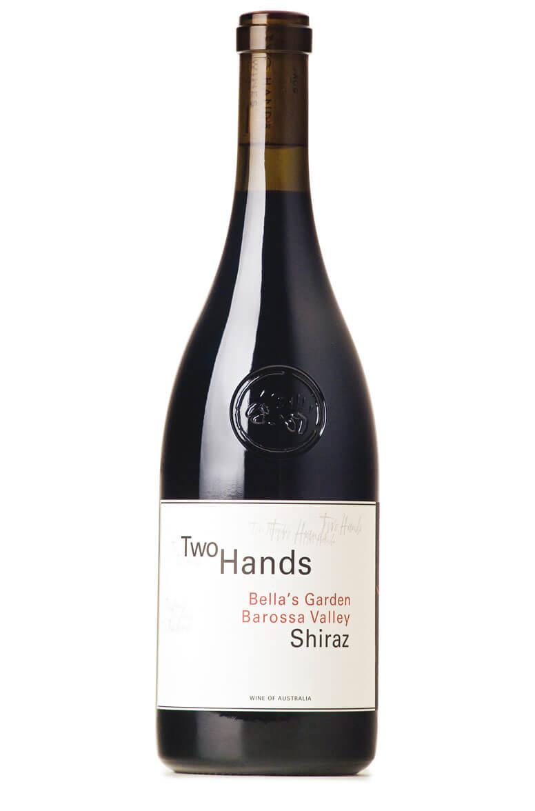 Two Hands Bella's Garden Shiraz 2015