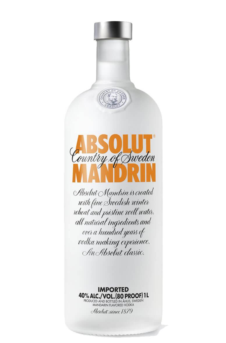 Absolut Mandarin Vodka