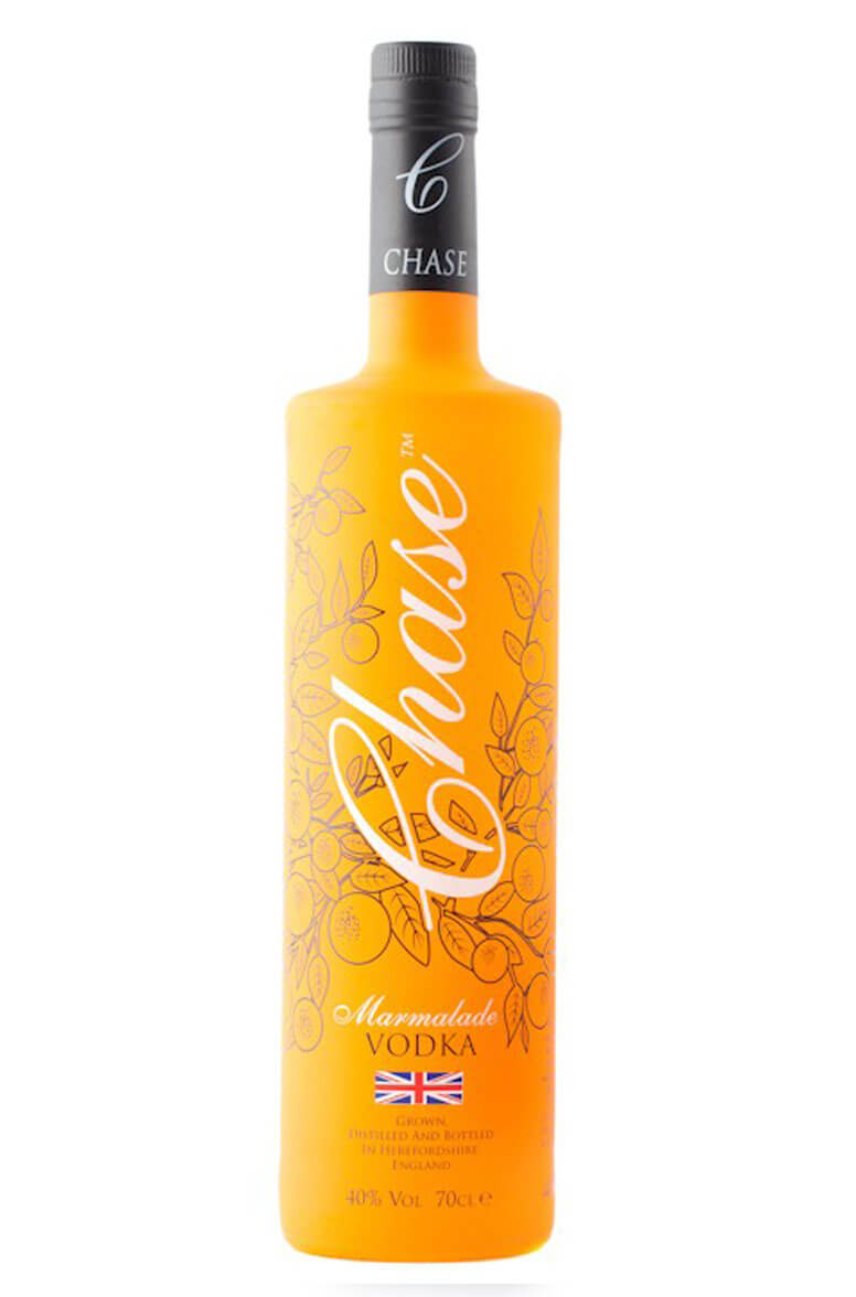 Chase Seville Orange Marmalade Vodka