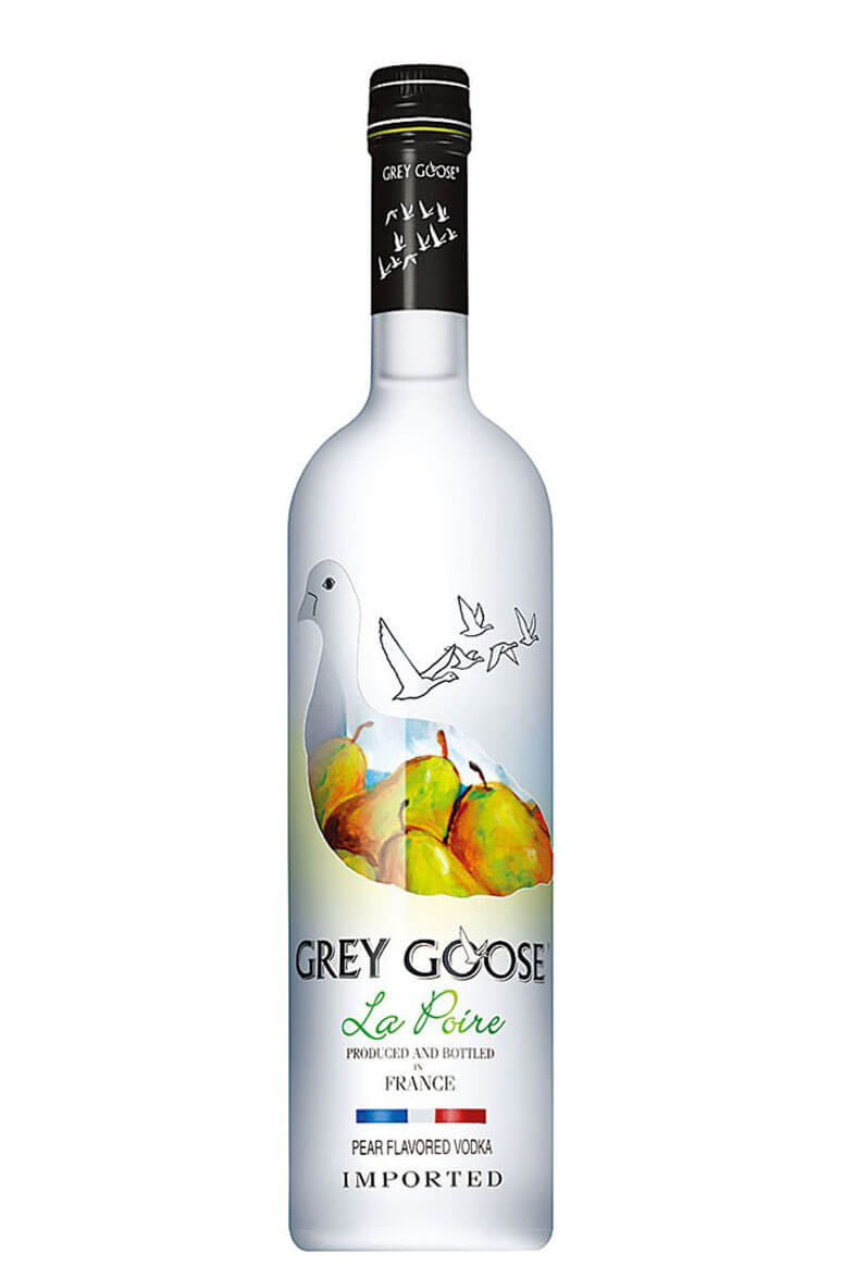 Grey Goose La Poire (Pear) Vodka