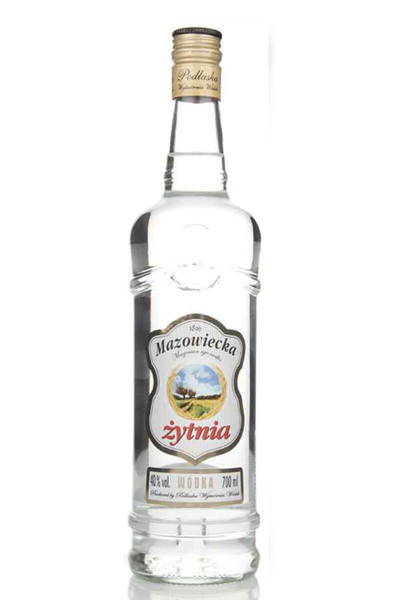Mazowiecka Zytnia Rye Vodka