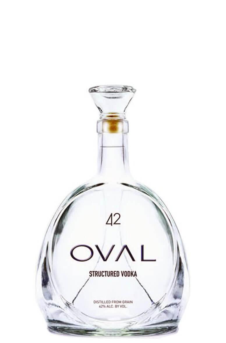 Oval Vodka