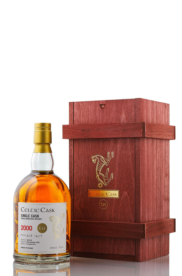 Celtic Cask Tri Irish Single Grain Whiskey  (3)