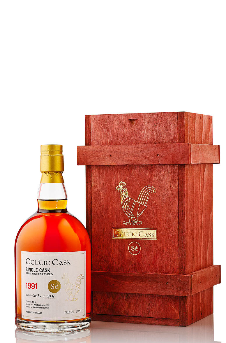 Celtic Cask Sé Single Malt Cask 1916