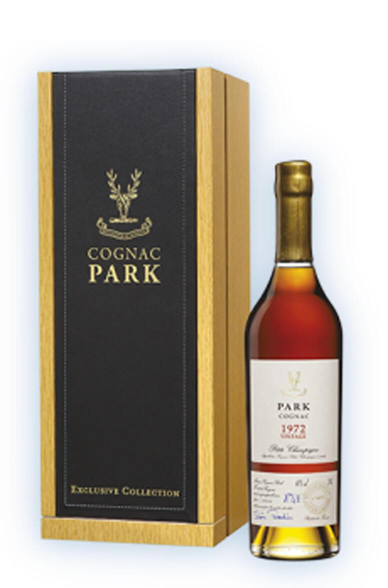 Cognac Park Petit Champagne 1972 Vintage