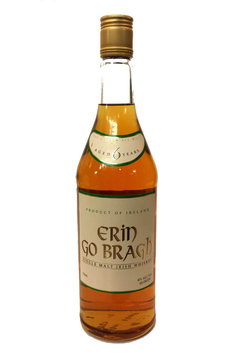 Erin Go Bragh 6 Year Old Single Malt