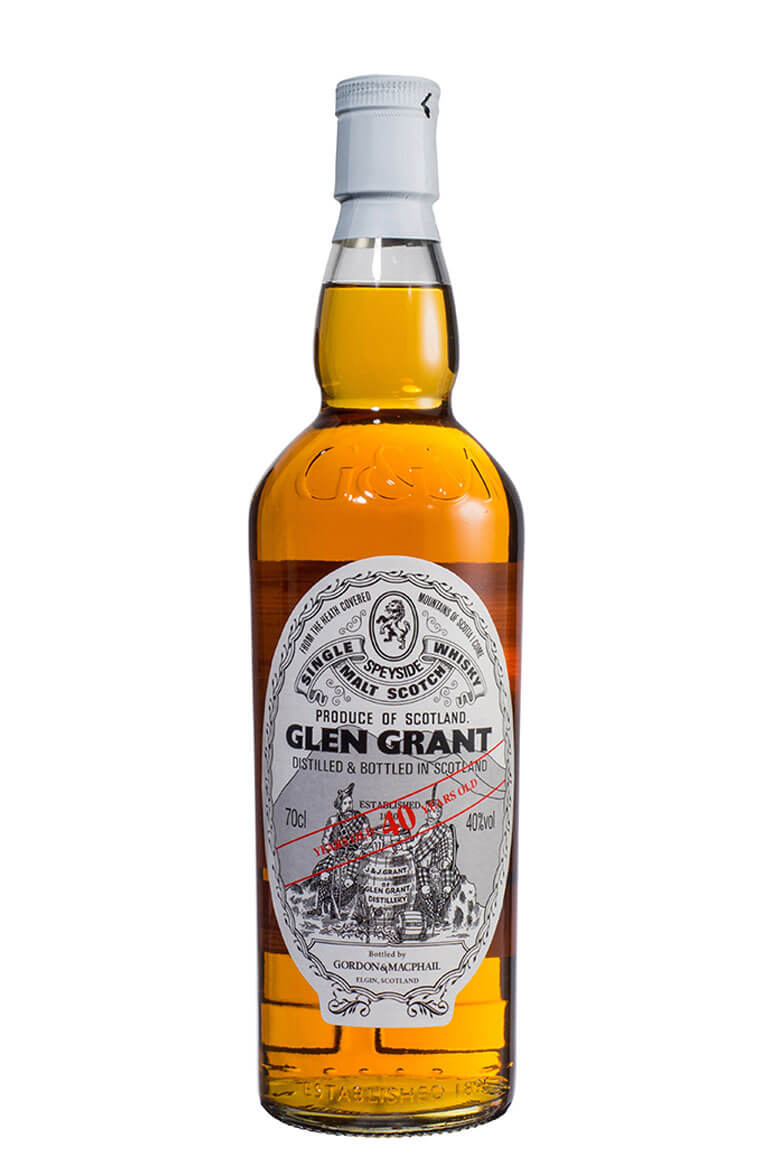 Glen Grant 40 Year Old