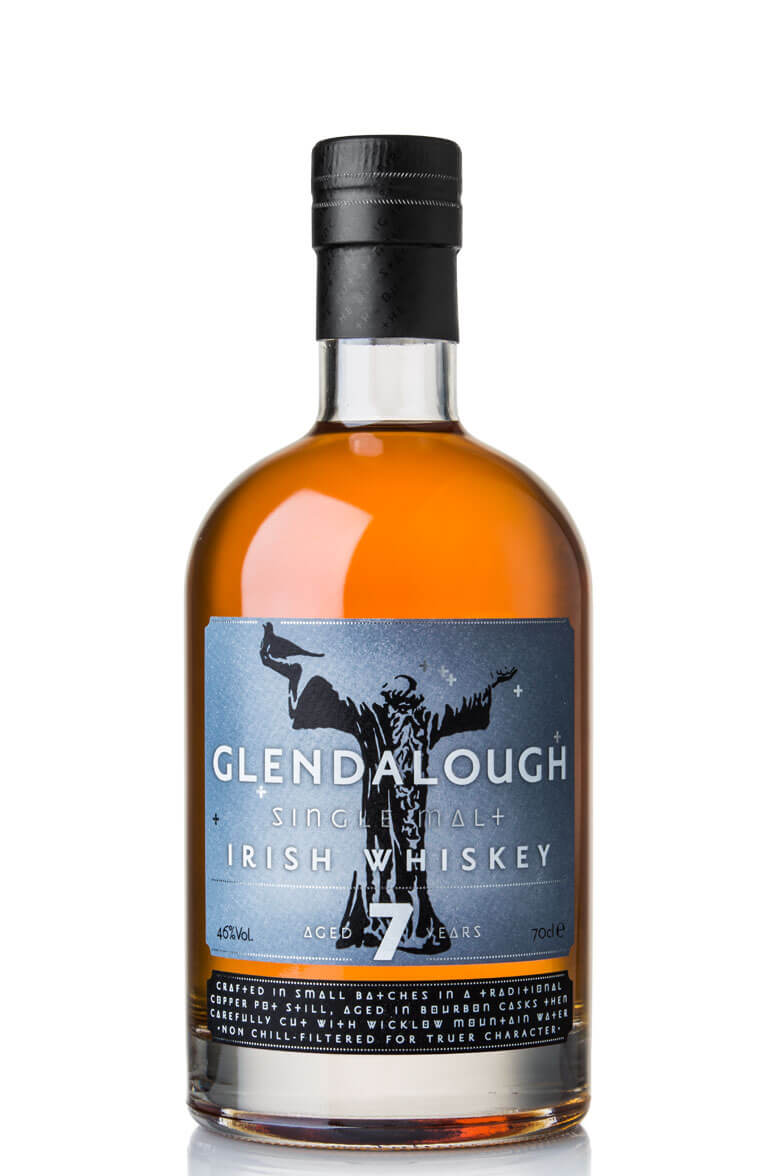 Glendalough 7 Year Old Whiskey