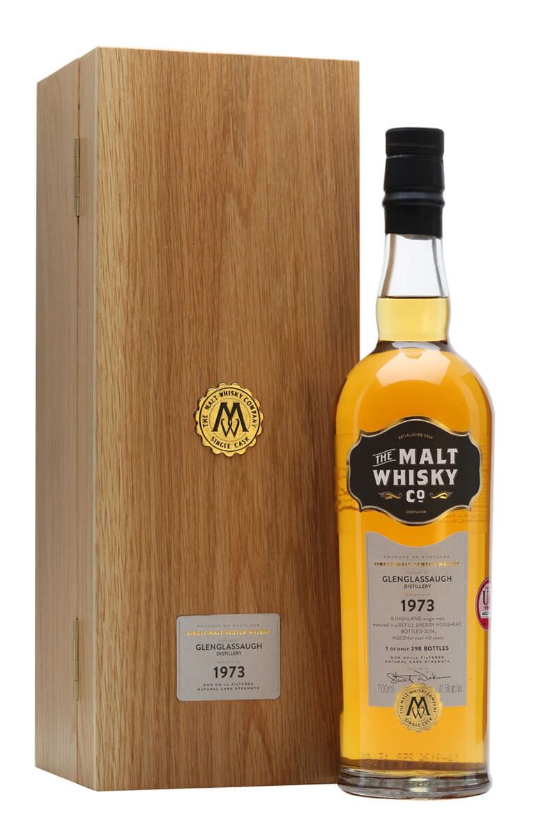 Glenglassaugh 40 Year Old 1973