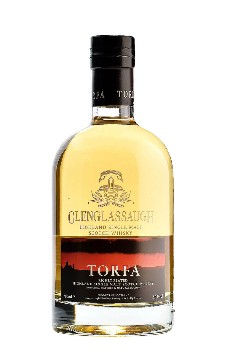 Glenglassaugh Peated Torfa