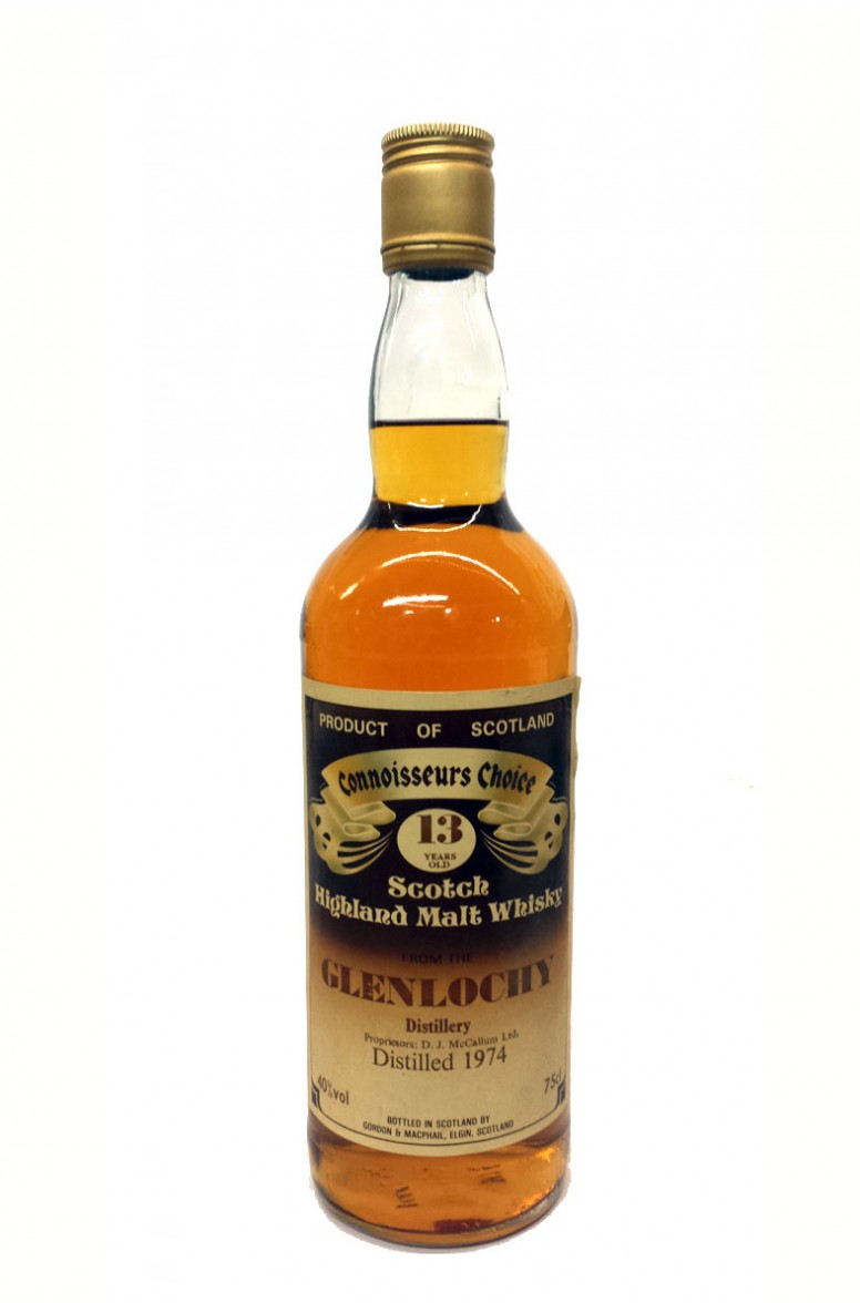 Glenlochy 13 Year Old Gordon and MacPhail 1980s