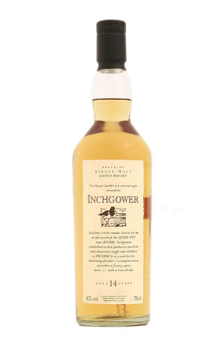 Inchgower 14 Year Old