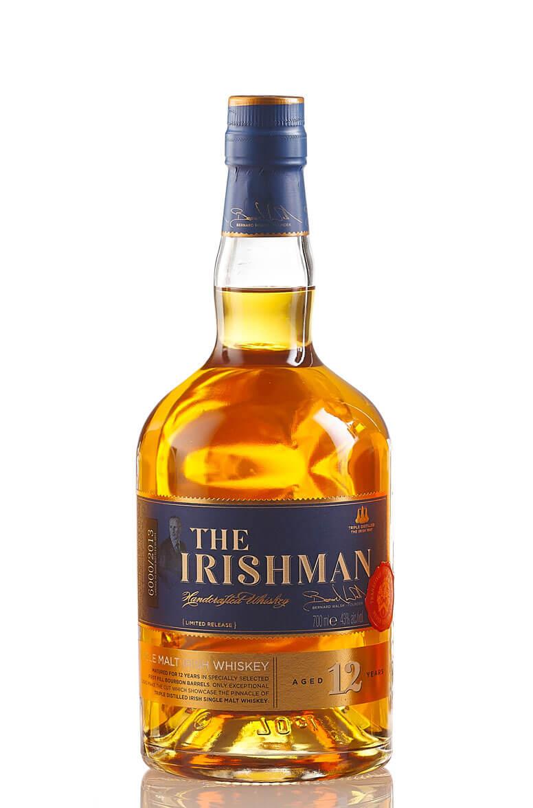 Irishman Single Malt 12 Year Old